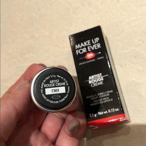 Makeup Forever Makeup - Make Up For Ever Lavender Lipstick